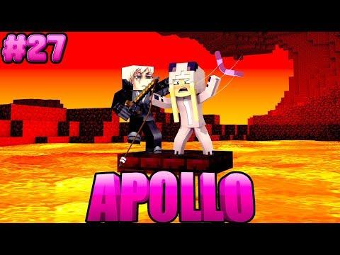 DER KAMPF IN DER UNTERWELT! ✿ Minecraft APOLLO #27 [Deutsch/HD]