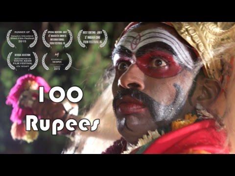 100 Rupees (nooru rupayi)  | Award winning | Best Kannada short film 2015