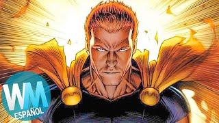 ¡Top 10 Personajes de Marvel MUY PODEROSOS Para el MCU!