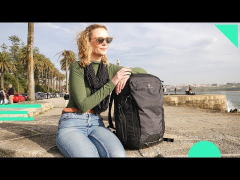 Eagle Creek Wayfinder 40L Review | Women's & Unisex Fit Carry-On Travel Backpack