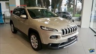 NEW 2018 Jeep Cherokee - Exterior & Interior