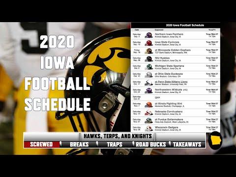 Bigger Ten #004 | 2020 Big Ten Football Schedule Analysis