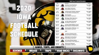 Bigger Ten #004 | 2020 Big Ten Football Schedule Analysis