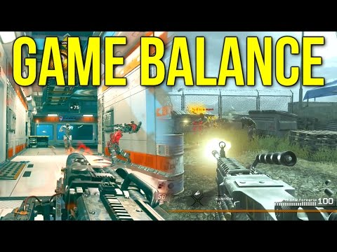 Game Balance Levers (AW, IW, & MWR Gameplay Commentary)