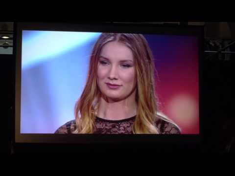 Eurovision 2017 - Belgium - Press conference Blanche and RTBF (full version)