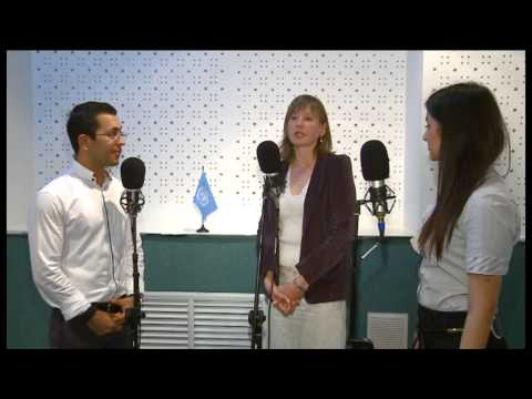 UNews Weekly - the Audio Video Podcast from UNIC Tashkent. Episode 15