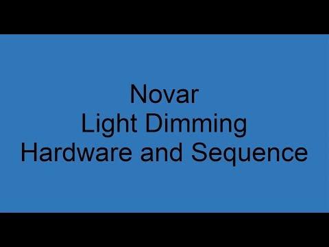 Novar Light Dimming Part 1- Hardware Overview