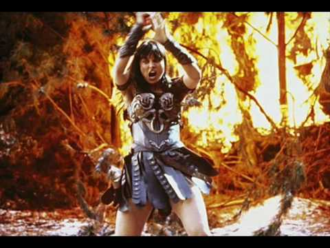 Xena Soundtrack Vol. 6 - Xena Vs Yodoshi