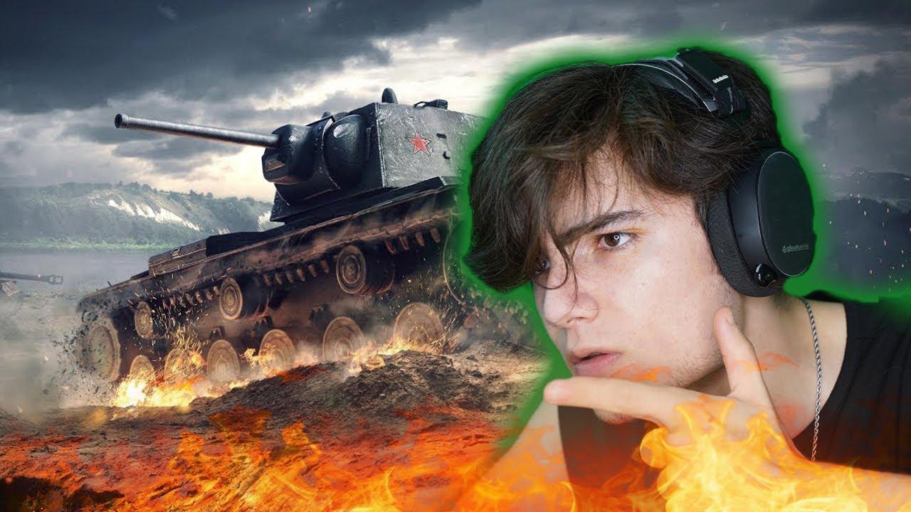 DELİRTTİNİZ LAN BENİİİİ !!!! - En İyi Tank Savaşı