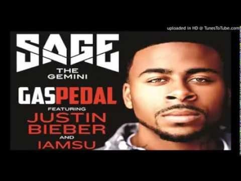 Gas Pedal REMIX #SageTheGemini Feat  #JustinBieber & #IamSu