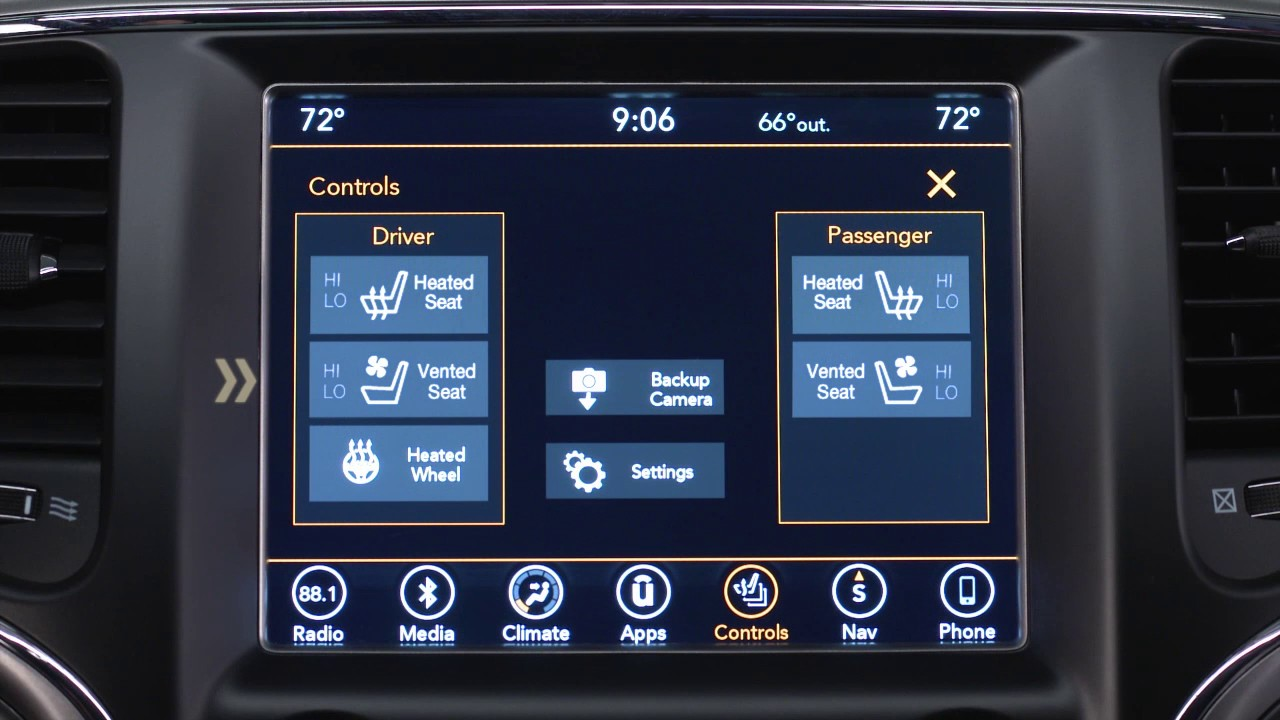 2015 Jeep Grand Cherokee >> Heated/Vented Seats-Seat heaters and ventilated seats in ...