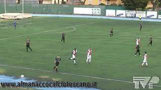 Serie D Girone E Pomezia-Bastia 1-1
