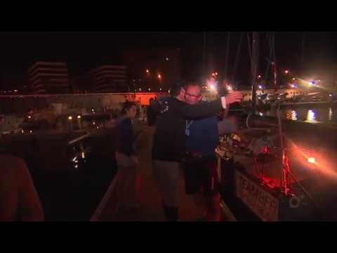 Llegada de la Mini Transat 2019 a Las Palmas de Gran Canaria