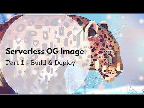Serverless OG Image   Leigh Halliday