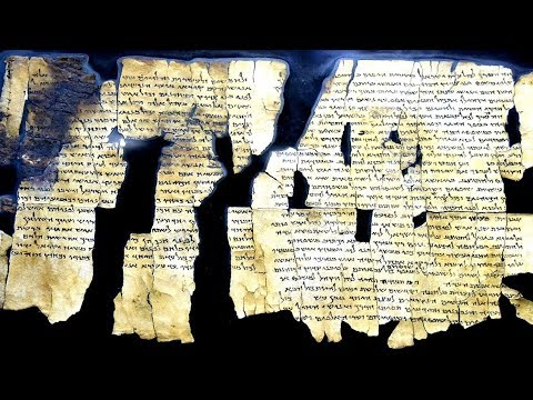 This Museum Has Just Discovered A Massive Secret About The Dead Sea Scrolls