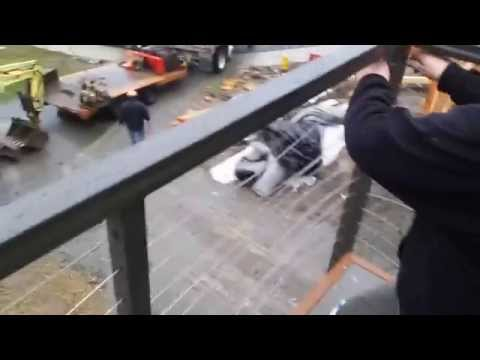 How To Install Cable Railing - Coastal Cable, Anacortes, WA