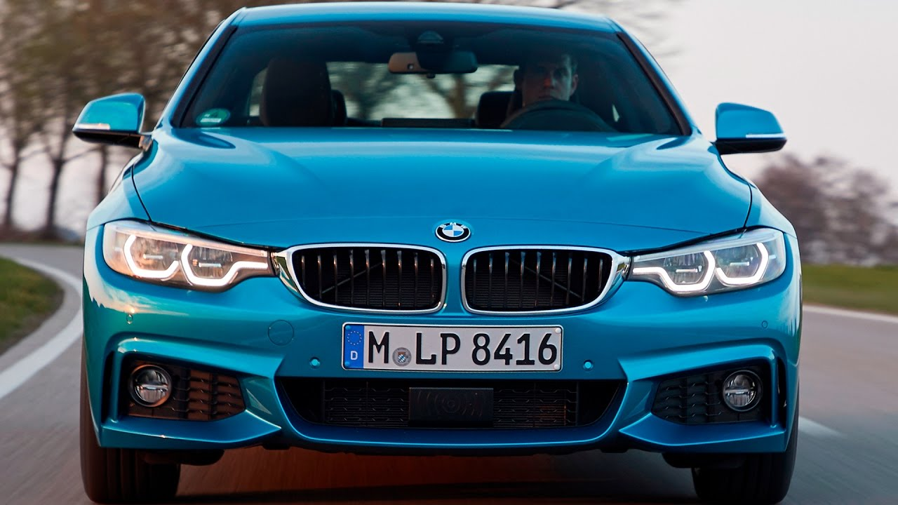 Bmw 440i Coupe 2017 With M Sport Package Youcar Youtube