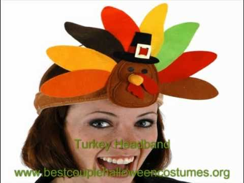 Thanksgiving Costumes  sc 1 st  YouTube & Thanksgiving Costumes - YouTube