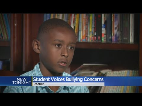 12-Year-Old Speaks Out Against Racism, Bullying At Rocklin School