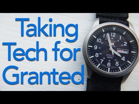 Taking Technology for Granted | This Does Not Compute Podcast #53