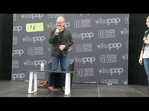 Robert Englund OZ Comic Con 9/10/16.