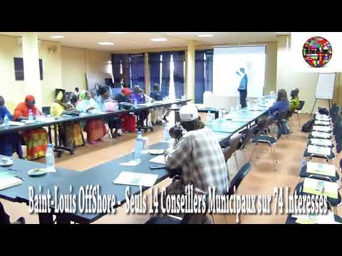 Saint Louis OffShore     Seuls 14 Conseillers Municipaux 76 Intéressés