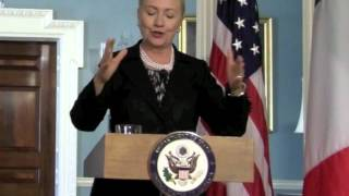 US Secretary of State Hillary Clinton on 2013 Year of Italian Culture in the United States
