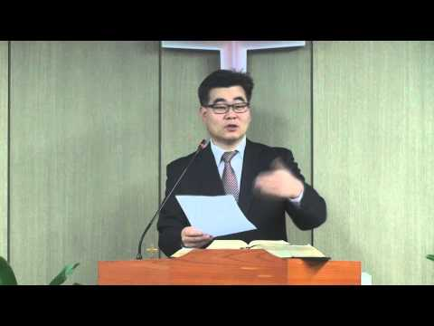 20121230주일오후예배 '마음을 지키라' - 선민교회 오인용 목사