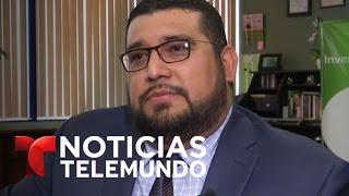 De costurero a millonario: la historia de un inmigrante de éxito | Noticiero | Noticias Telemundo