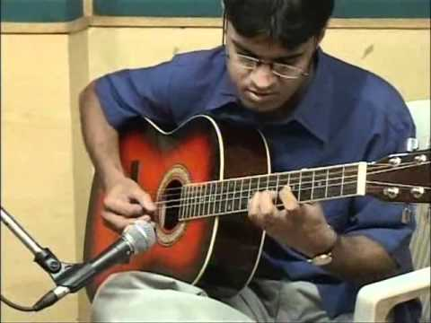 Indian Classical Music on Guitar, Kapil Guitarist, Guitarist in Delhi
