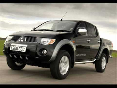 mitsubishi l200 pick up wonderful www.erkankaya.tr.tc - youtube