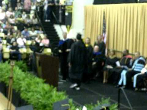 James College Graduation