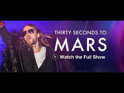 Thirty Seconds to Mars - iTunes Festival 2013