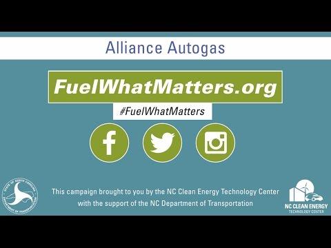 Alliance Autogas - A North Carolina Success Story