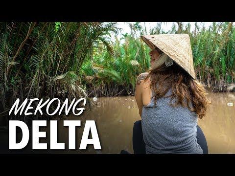 MEKONG DELTA VIETNAM - Saigon Day Trip