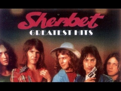 Sherbet's Greatest Hits  (Full Album)