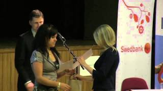 Jauniešu zinātniski pētniecisko darbu konkursa