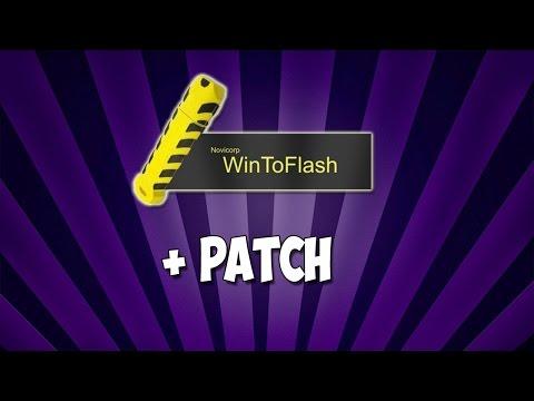 DESCARGAR WINTOFLASH 14.0 FULL + PATCH