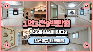 [매물23호]방3,욕실2,베란다2,일산동구대박매물,매매…
