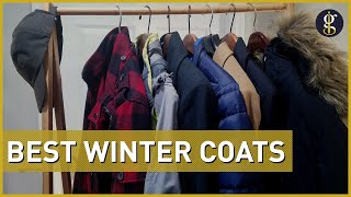 BEST WINTER JACKETS For Men To Stay Stylish & Warm | Coat & Outerwear Collection