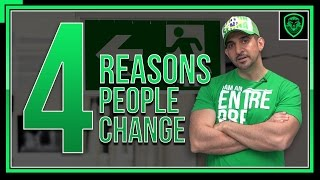 What Causes People t๐ Change?