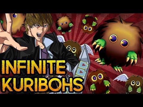 YuGiOh! Histories: The Infinite Kuriboh Strategy!!