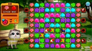 Lets play Meow match level 330 HARD LEVEL HD 1080P