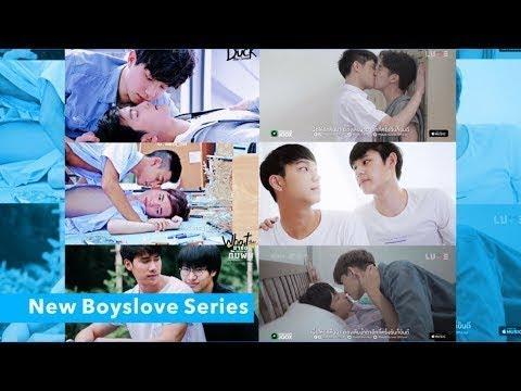 (Thai BL Series Terbaru 2017) New Boyslove Series Late ...