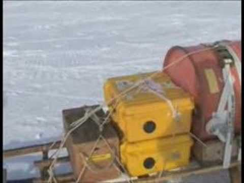 Traveling the Antarctic Ice Sheet