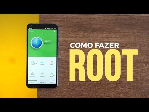 Como Fazer #Root