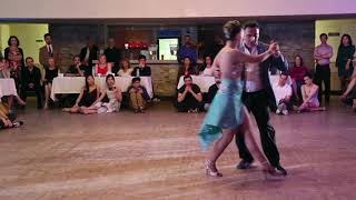 Alejandro Larenas & Marisol Morales (3) - Toronto Tango Festival 2019