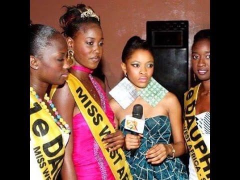Youma Sall Miss West Africa Sénégal