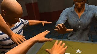 The BEST Game Ever! - Hand Simulator with The Crew!