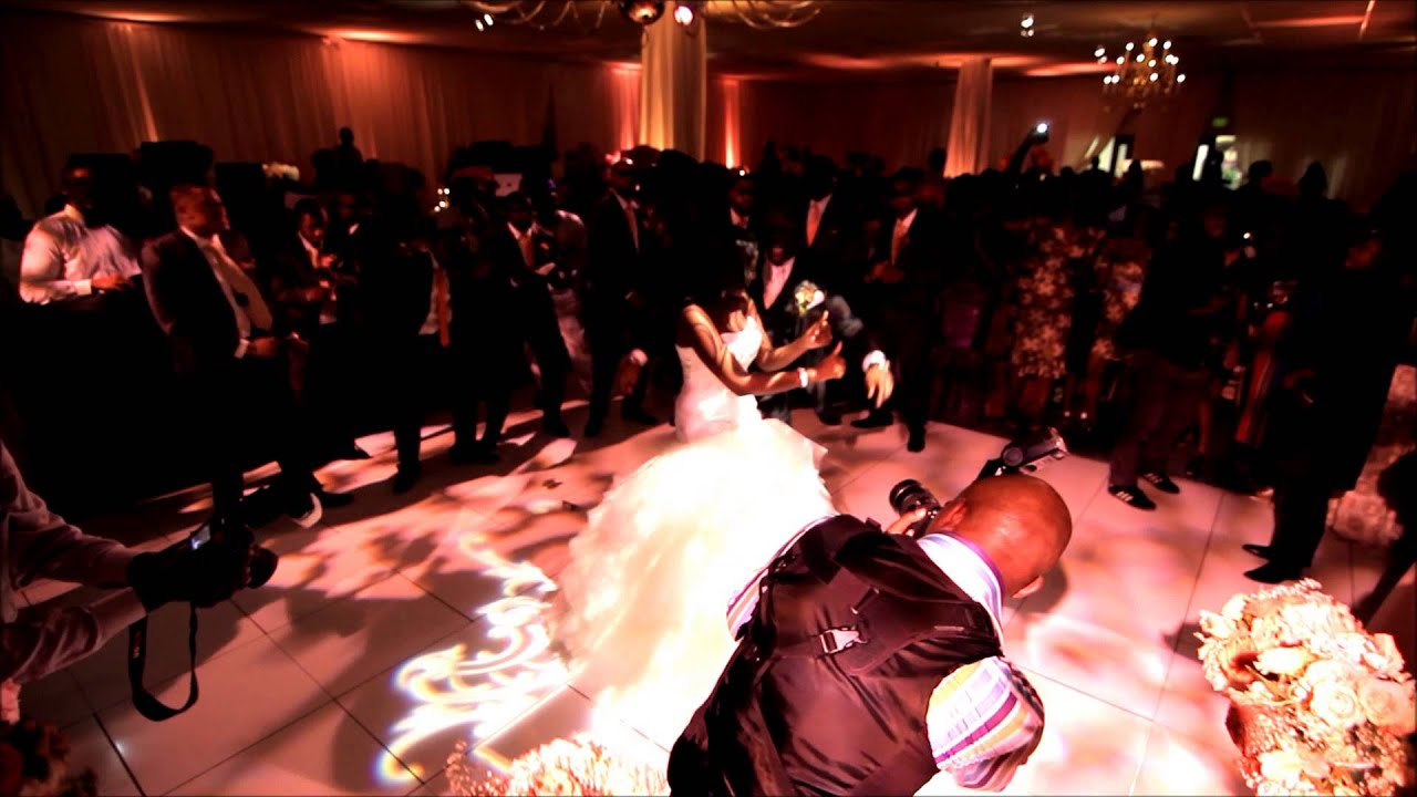 The Best Nigerian Wedding Reception Entrance Ever Youtube